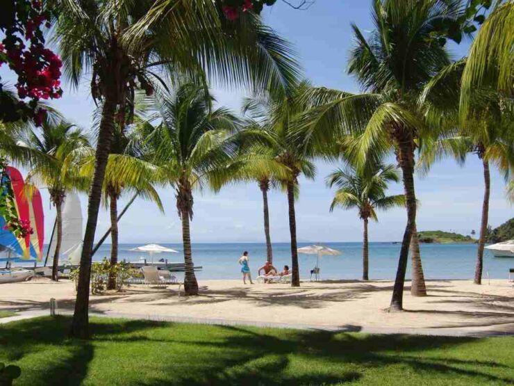 Antigua and Barbuda.