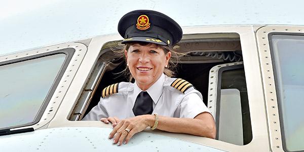 Captain Judy Cameron Scholarship
