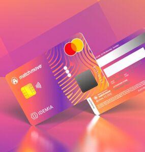 fingerprint biometric card