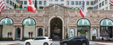 Maserati four seasons beverly wilshire