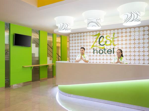 Zest Hotels