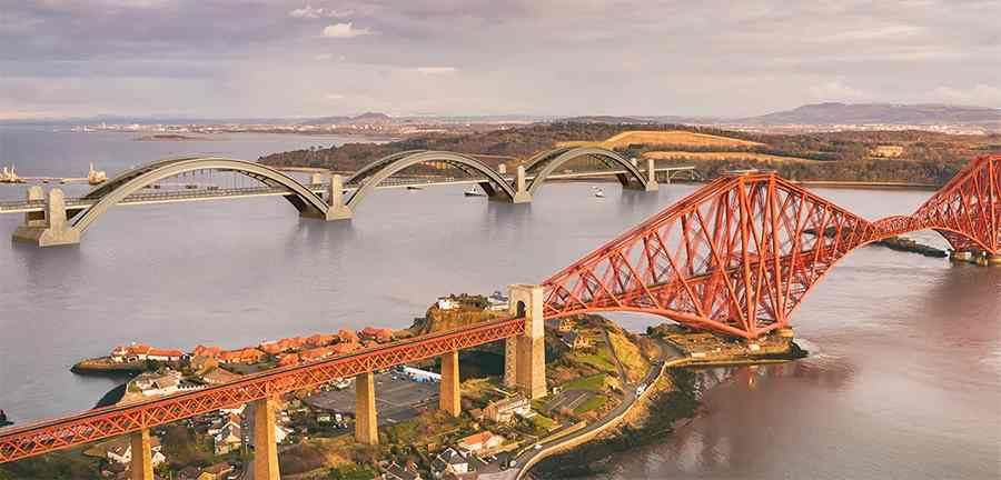 Fourth Forth Bridge
