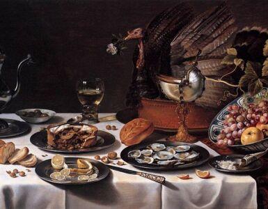 europe painting