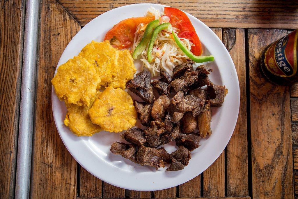 griot food haiti