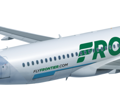 Rocky the Owl Frontier Airlines