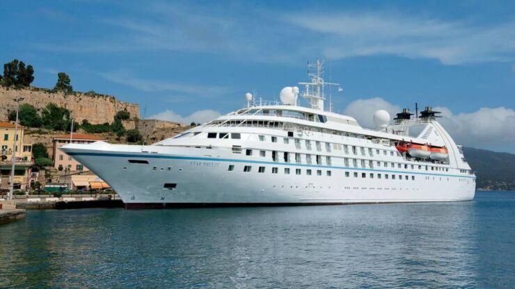 Star Breeze Windstar Cruises