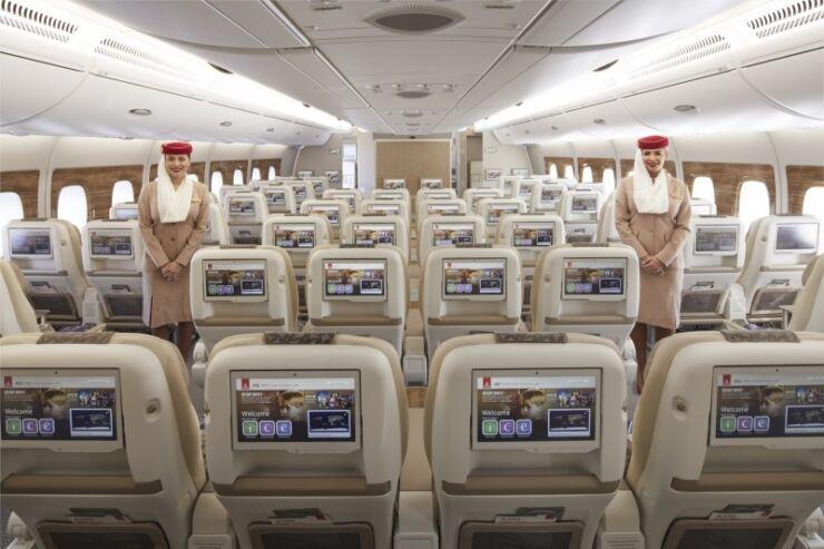 emirates premium economy