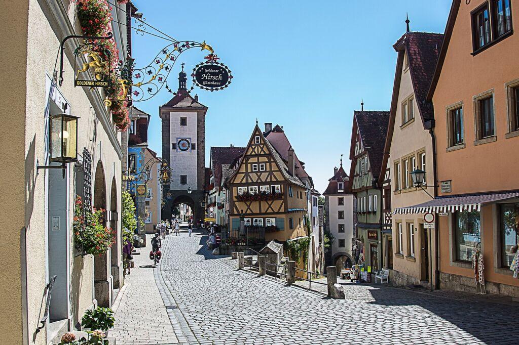 Rothenburg-ob-der-Tauber Germany