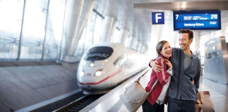 Lufthansa Deutsche Bahn