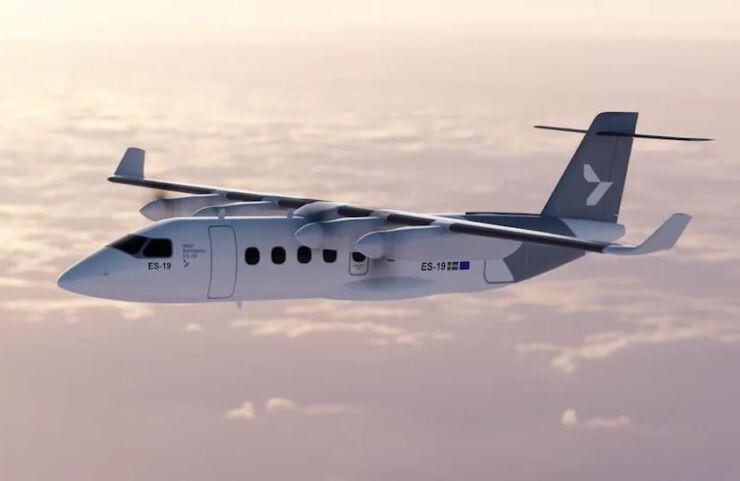 electric aircraft ES-19