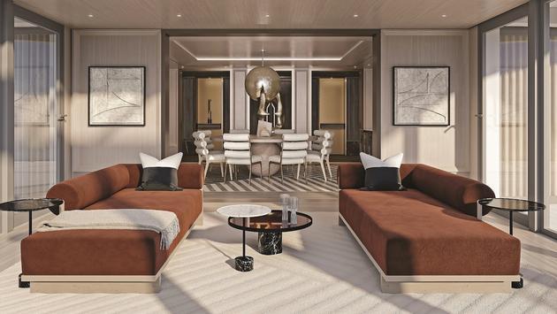 $11,000-a-night Regent Suite