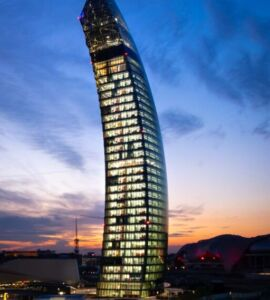 Libeskind Tower