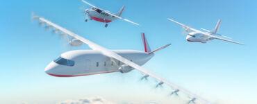 Electric Aircraft Volotea
