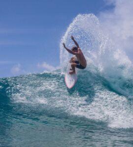 Niyama Private Islands is launching its 2021 Surf Week