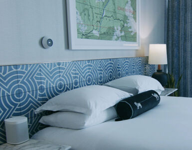 Hotel Room of the Future