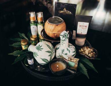 Anantara Spa Cannabis Treatment Menu