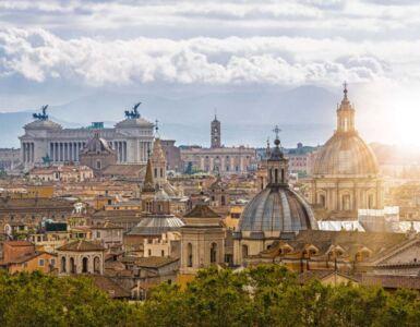 Skyline Rome